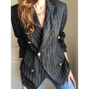 Vintage union made Lillie Rubin blazer